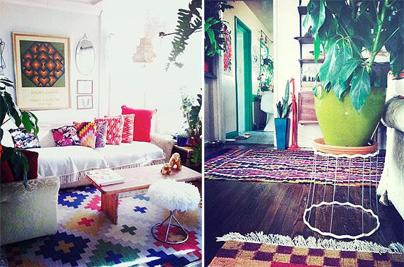 Global fusion home decor